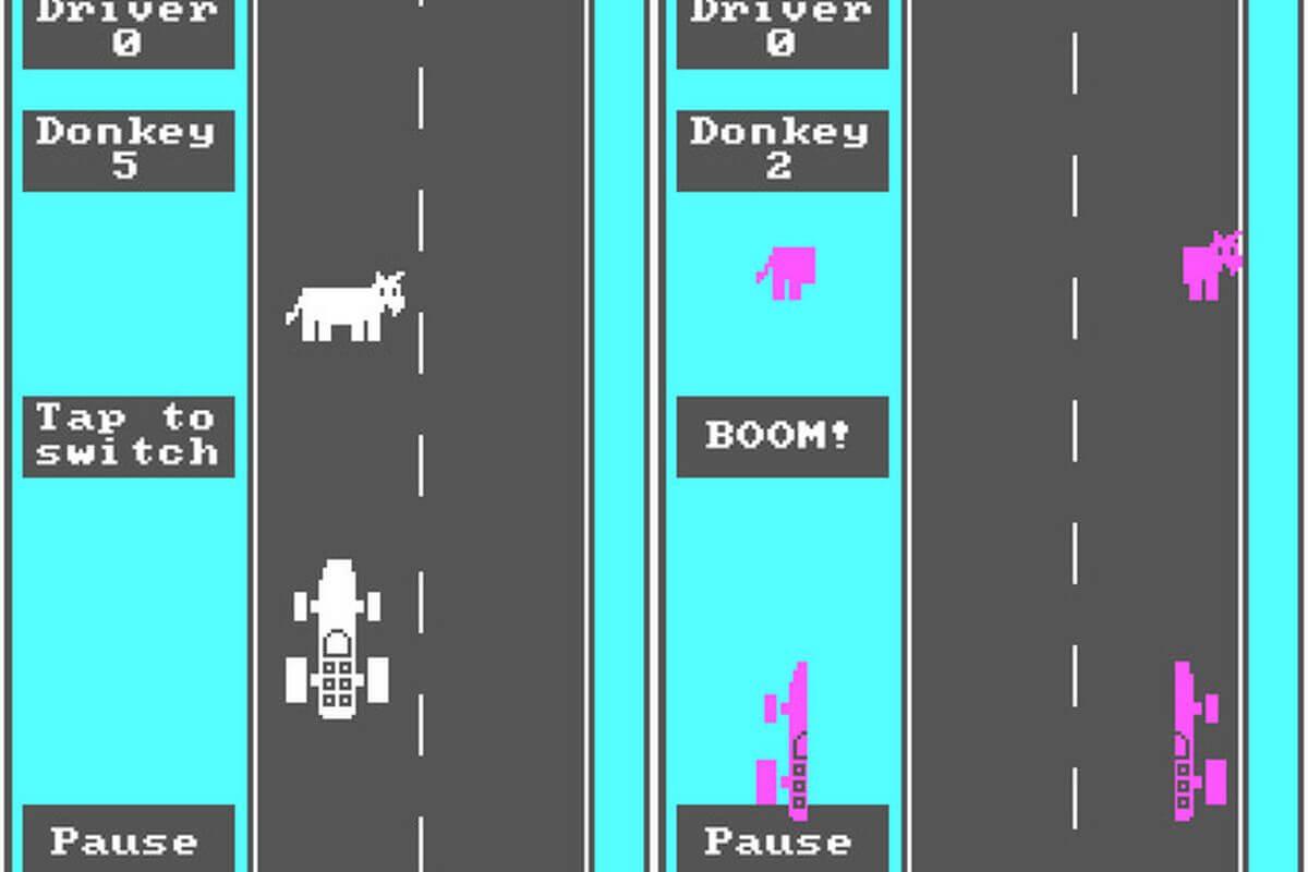 Dünyanın ilk bilgisayar oyunu